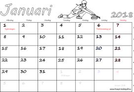 Kalender 2018 Helgdagar Januari 2018 Namnsdagar Veckonummer Gratis Utskrivbara Pdf