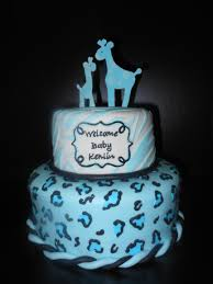 children baby shower cakes