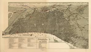 Map Of Philadelphia Pennsylvania by Pennsylvania