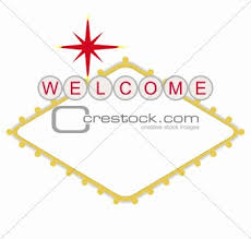 image 2703668 blank welcome to las vegas sign from crestock stock