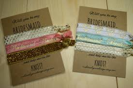 creative bridesmaid invitations diy creative bridesmaid gift invitation sles invitations