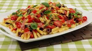 best pasta salad recipe party parmesan pasta salad best recipes ever