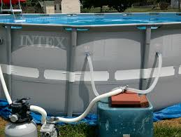 Intex Swimming Pool Pumps And Filters Skimmer Problem