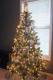 beautiful idea mercury trees glass gold tree decorations