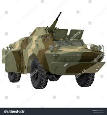 amphibious vehicle russian amphibious vehicle isolated on white stock illustration