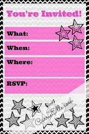 printable party invitations free printable party invitations carrie