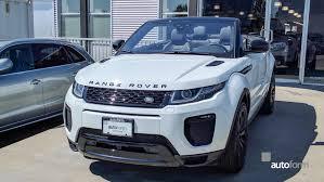 range rover evoque land rover 2017 land rover range rover evoque autoform