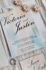 best size for wedding invitations neutral paint strokes wedding invitations madeliene designs idolza
