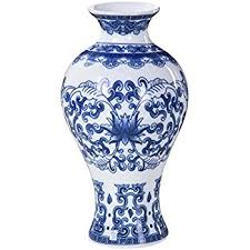 White Decorative Vases Amazon Com Big Sale Classic Chinese Vintage Blue And White