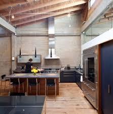 industrial modern kitchen kitchen modern kitchen design with long kitchen island metal