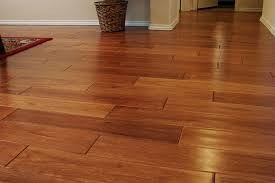tile floors with wood finishes