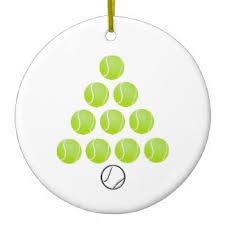 tennis tree decorations ornaments zazzle co uk