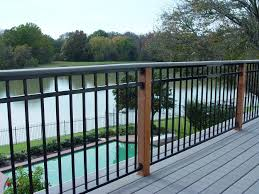 steel deck railing systems doherty house stainless steel deck
