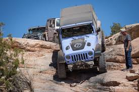 jeep moab wheels kicking off moab u0027s 2015 easter jeep safari on wipe out hill