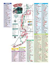 Orlando Premium Outlets Map I Ride Trolley Orlando Overview