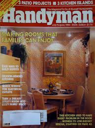 family handyman garden shed buy the family handyman magazine july august 2004 rustic yard
