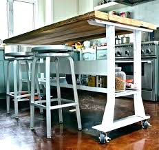 kitchen islands on casters kitchen islands on casters solid wood kitchen island w casters