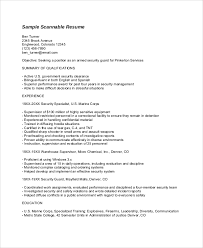 small resume format resume format example 8 samples in word pdf