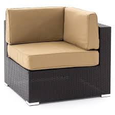 Patio Furniture Sectional Seating - avery island 9 piece resin wicker u shaped patio sectional seating