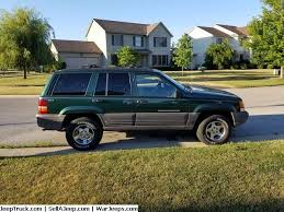 1996 jeep grand for sale jeeps for sale and jeep parts for sale 1996 jeep grand