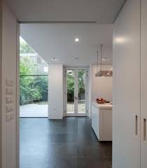Corridor Kitchen Designs House On Bassett Road By Paul O Architects In Kensington