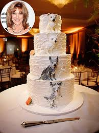 celebrity wedding cakes sofia vergara jessica simpson