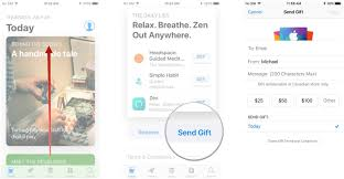 send gift cards how to gift and redeem apps and gift cards in the app store imore