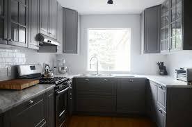 Black Shaker Kitchen Cabinets Ikea Shaker Kitchen Cabinets Fancy Black Steel Ceiling L Simple