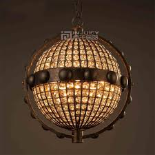 Crystal Sphere Chandelier 12 Collection Of Crystal Globe Chandelier