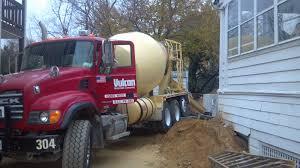 pouring the concrete basement floor willa u0027s castle construction blog