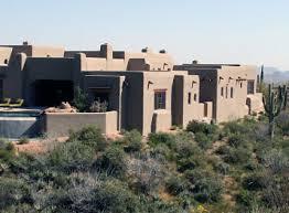 pueblo style architecture the santa fe style blending pueblo and territorial architecture