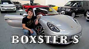 first porsche my first supercar porsche boxster s youtube