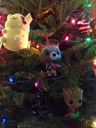 Marvel Christmas Ornaments - pop marvel groot and rocket bobblers hanging christmas