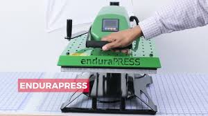 complete line of endurapress heat press machines signwarehouse com