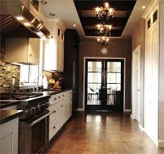 one sided story stylish u0026 smart 9 amazing galley kitchens