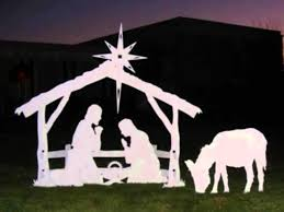 outdoor nativity sets for sale outdoor decorations
