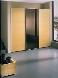 Porte De Placard Coulissante Recoupable by Porte Coulissante Placard Sur Mesure On Decoration D Interieur