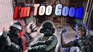 savage funny beast and just awesome rainbow six siege clips