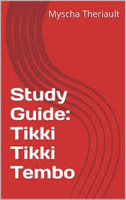 tikki tikki tembo worksheets tikki tikki tembo literature unit and study guide by lesson machine