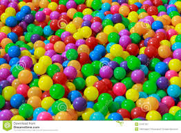 color plastic balls royalty free stock photography image 34337237