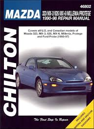 service manual 1992 mazda familia auto repair manual free mazda 323 1992 free download pdf 323 mx3 626 mx6 millenia 1990 1998 probe 1993 1997 repair manual