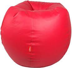 bean bags xl bean bag chair ping fashion bean bag cover without beans red