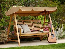 3 Person Swing Cushion Replacement by Yard Swing Canopy Replacement Doherty House Comfort And