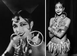 Josephine Baker Halloween Costume Inspired Josephine Baker