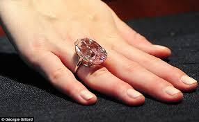 pink panther record price 52million u0027s