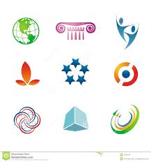 branding logo templates royalty free stock photo image 7635045