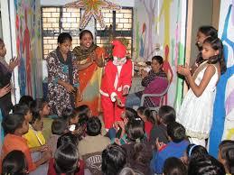 asha celebrates christmas asha india asha india