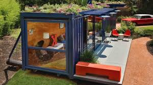 beautiful spacious shipping container home w living roof garden