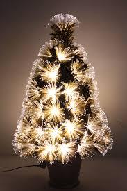 tabletop fiber optic tree birthday decoration