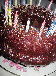 special birthday cake chocolate banana birthday cake